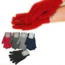 Großhandel Handschuhe: Warme Handschuhe für Frauen, Classic, C1990