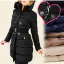 BB75 abrigo de invierno, CHAQUETA, los pasadores d