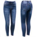 Großhandel Jeanswear: Damenjeans, 34-42, Treggins, B16895