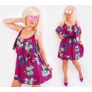 C17526 Frauen Sommerkleid, schöne Linie