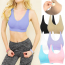 wholesale Sports Clothing: Sports Bra, Top for Fitness, M-XL, 5538