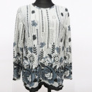 Großhandel Hemden & Blusen: Bluse, Large Size, Muster M-3 XL K2726