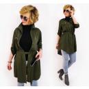 groothandel Kleding & Fashion: BI784 Long Oversize Shirt, Outfit, Khaki Color