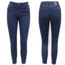 wholesale Jeanswear: Women Jeans, 25-30, Classic Navy, B16886