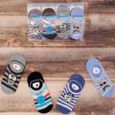 wholesale Fashion & Apparel: 4555 Cotton Children Socks, Feets, Smileys