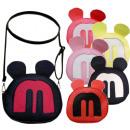 Großhandel Handtaschen: 4810 Kleine Damenhandtasche mit Ohren, Lovely M