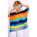 wholesale Fashion & Apparel: A1990 Women's Plus Size Tunic, Sorbet Belts