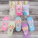 wholesale Stockings & Socks: 4251 Bamboo Socks for Women, 39-42, Roses Pattern