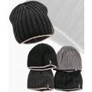 Großhandel Kopfbedeckung: C1963 Warme Herrenmütze, Hut, Sportliches Muster