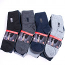 wholesale Stockings & Socks: Mens Socks, cotton , Classic Line, 40-47, 4979