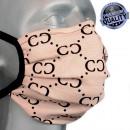 Protective face mask, glamor, eraser