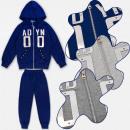 groothandel Kinder- en babykleding: A19132 Sportief trainingspak voor jongen, gymset,