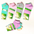 groothandel Kleding & Fashion: Bamboe voetsokken, superkleuren, 39-41, 6281