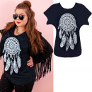 N051 Cotton Blouse, Top, Dreamcatcher, colors
