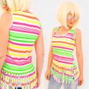 Großhandel Shirts & Tops: 4631 Neon Women Shirt, Sommerriemen, ...