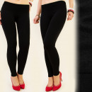 A2432 CLASSIC  BLACK Leggings warming