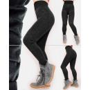 SOF27 Winter Leggins, Pants, Plus Size, High ...