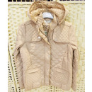 A28100 GIRLS JACKE MODELL Erbsen MIX
