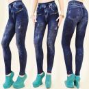 mayorista Ropa / Zapatos y Accesorios: 4044 pantalones  vaqueros de moda de las polainas,
