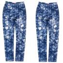 Großhandel Fashion & Accessoires: Hosen, Leggings für ein Mädchen, 4-12 Jahre, 6406