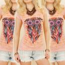 G196 blouse, TOP,  katoen, HELLO De engel