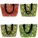Großhandel Taschen & Reiseartikel: Frauen Große Tasche, Schlangenhaut, A1887