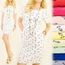 BI476 Attractive Dress, Tunic, Beautiful Face