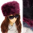 ingrosso Cappelli: B10A24 Cappellino  donna in  pelliccia, toque, ...