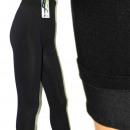 F552, black leggings, bamboo, stretch