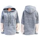 wholesale Shirts & Blouses: Womens Hoodie Oversize, Sweatshirt S-XL, ...