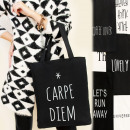 T39 Shoper Bag, Shopping Bag, Cheerful Prints