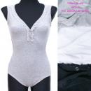 hurtownia Fashion & Moda: Miękkie, Bawełniane Body, Koronka, UNI 5262