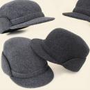 Großhandel Kopfbedeckung: C17420 Männer Cap und Ohr