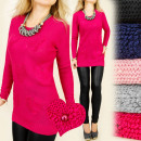 D27A5 SWEATER,  TUNIC, FLUFFY HEART, Bests