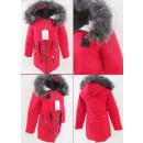 wholesale Coats & Jackets: E29 Winter Womens Jacket, Drawstring, Faux ...