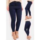 Großhandel Hosen: R52 klassische Frauen Hosen, hohe Taille, Jeans, N