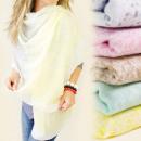 ingrosso Ingrosso Abbigliamento & Accessori: FL228 pastello,  SCIARPA SOFT, COLORI DELICATI