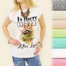ingrosso Ingrosso Abbigliamento & Accessori: G162 camicetta,  TOP, Stampa  originale, caffè e ...