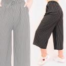 Großhandel Hosen: C17689 Damenhosen, Abnehmen, CULOTTES