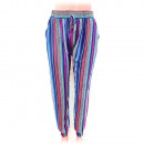 groothandel Foto's & lijsten: Dames losse broek, verticale strepen, mix C17830