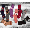 SOF11 No preassure Women Socks, Angora, 39-42