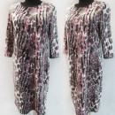 Großhandel Kleider: D4059 Kleid, Made in Poland, Plus Size 44-52
