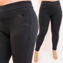 SOF46 Elegante Hose, große Größen, hohe Taille