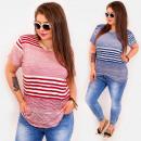 C11532 Casual oversize blouse, Marina-stijl