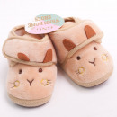 Slippers, Baby slippers S-L, with ABS, 4907