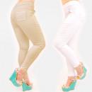 Großhandel Hosen: C17640 Bequeme Damenhose, Elegante Linie
