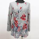 Großhandel Hemden & Blusen: Bluse, große Größen, Muster L-4XL, K2752