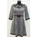 Großhandel Kleider: Frauen Kleid B521,  VT-16082 von 36 bis 44.