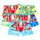 Boys Boxer Shorts, Bamboo, Cool Boy 2-6 years 5581