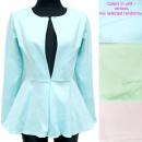 wholesale Coats & Jackets: Elegant Women Jacket, Basquine, UNI, 5249